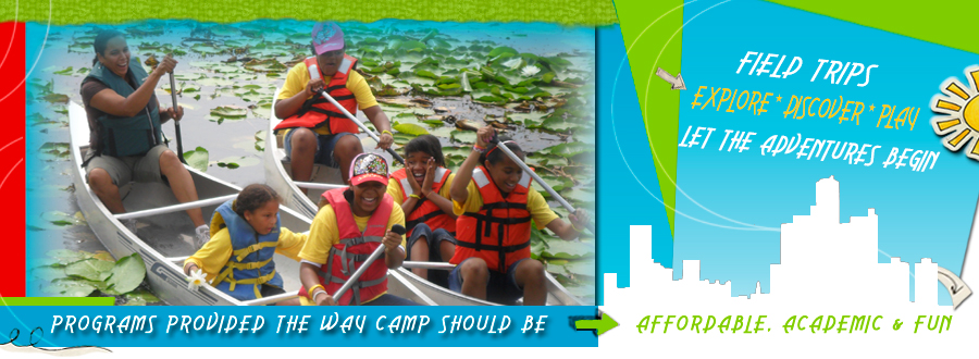 Camp field trips